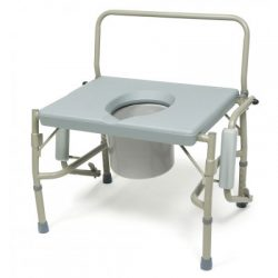 6438A Lumex Imperial Collection 3-in-1 Steel Drop Arm Commode