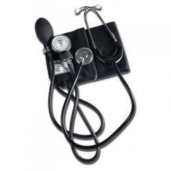 240 Home Blood Pressure Kit with Separate Stethoscop