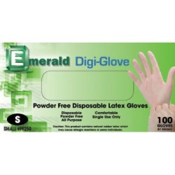 Digi-Glove Powder-Free Latex Gloves
