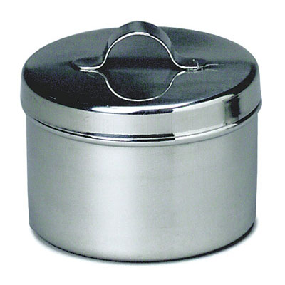 3238 Ointment Jar With Strap Handle Cover