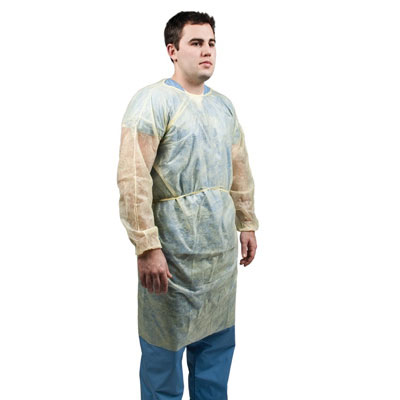Polypropylene Isolation Gown