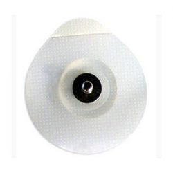 Kendall Clear Tape Electrodes Solid Gel