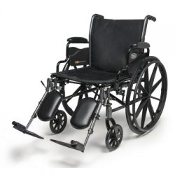3F012120 Traveler® L3 Plus Manual Folding Wheelchairs