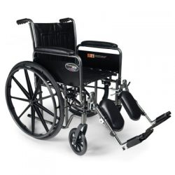 3E000000 Traveler® SE Manual Folding Wheelchairs