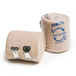 Standard Elastic Bandages with Clips