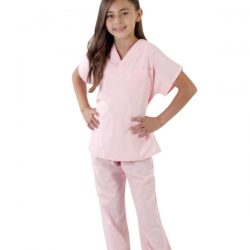 516 Childrens Scrub Set