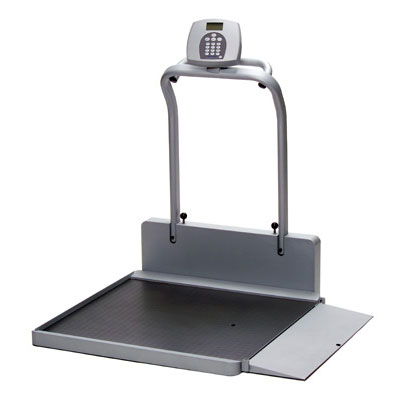 HOM2600 ProPlus Oversized Folding Wheelchair Scale