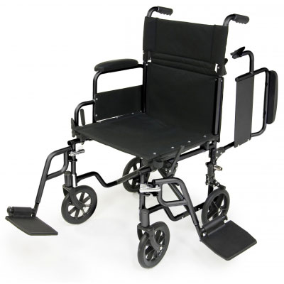 EJNAV-18BK Navigator Manual Folding Wheelchairs