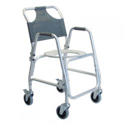 7910A-1 Lumex Shower Transport Chair