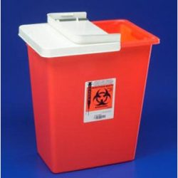 8991 Kendall Large 18 Gallon Sharps Container