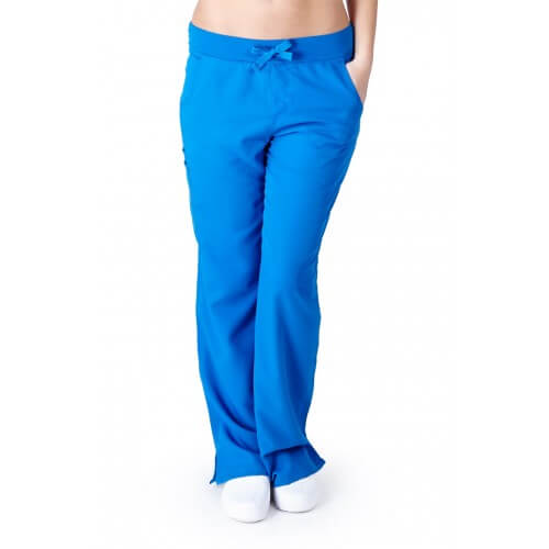 9120 Ultrasoft Yoga Flare Scrub Pants