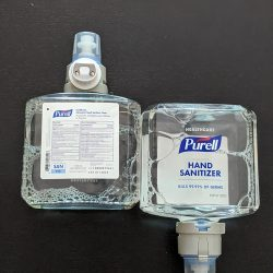 PURELL Professional Hand Sanitizer Gel 1200 mL Refill ES8 Case of 2