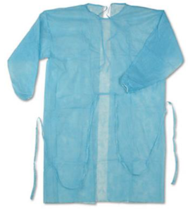 35460 Isolation Gown