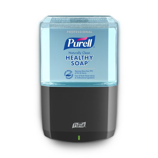 7730-01 PURELL ES8 Touch-Free Hand Soap Dispenser White