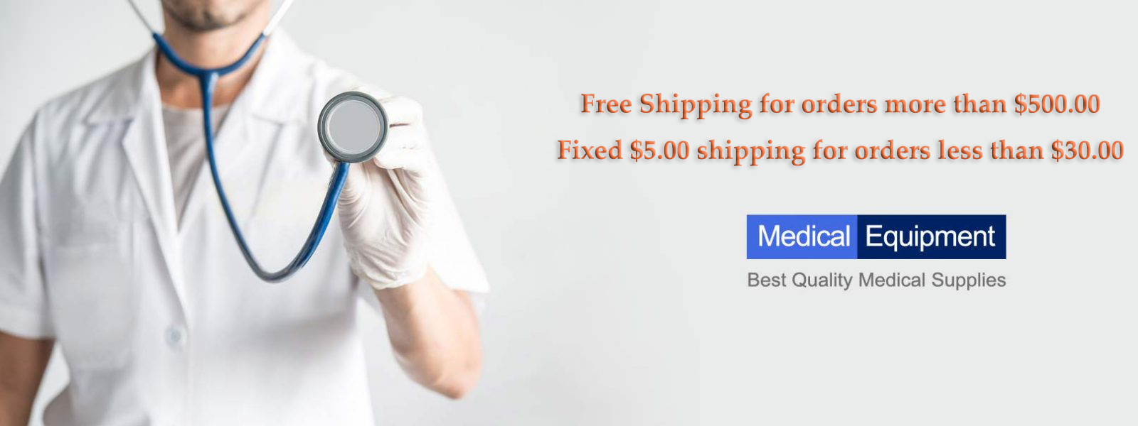 Best Quality Medical Supplies Free Shipping