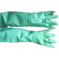 6-185-10 Heavyweight Nitrile Gloves