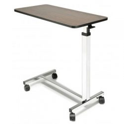 GF8902 Economy Overbed Table, Non-Tilt