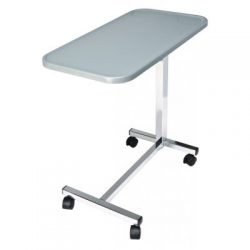 Composite Overbed Table, Non-Tilt