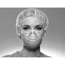 1800-NL 3M Fluid Resistant Surgical & Patient Care Masks